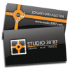 Studio 3087 Business Card