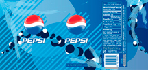 Pepsi Can by Van Klimetz